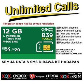 OFFER SPECIAL UNLIMITED CALL