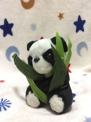 🐼 四川熊貓館紀念品 正品 熊貓毛公仔 Panda Plush Toy 🐼