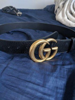 Gucci Double G Wide