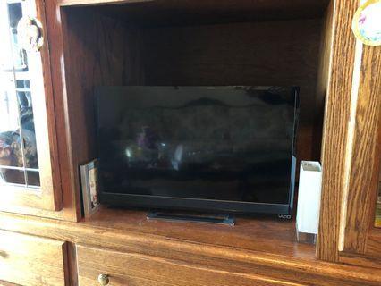26 inch Vizio smart TV
