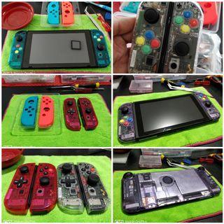 Nintendo Switch Modding & Repair Services