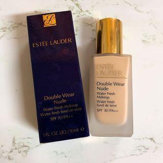 Estée Lauder double wear  nude (2W0)