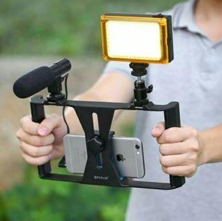 🚚 Smartphone Video Rig