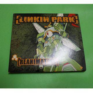 CD LINKIN PARK : REANIMATION ALBUM (2002)  NU METAL RAP METAL