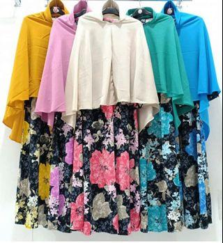 Gamis set misby