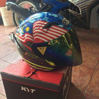 KYT Helmet Edition / Malaysia x Singapore / Limited Edition
