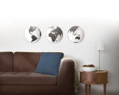 Umbra globo mirror set (3 pieces)