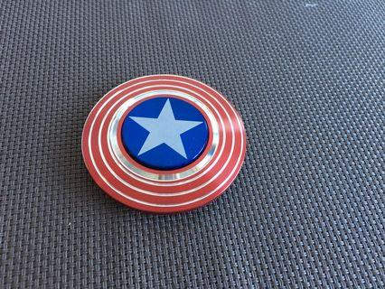 Captain America Spinner