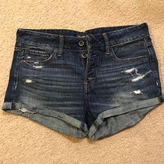 Abercrombie & Fitch Jean Shorts (29)