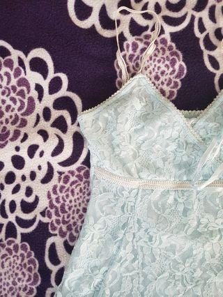 Lace Sleepwear Shirt #SwapNZ