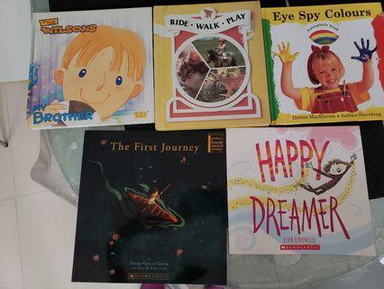 Children's English story books 2
