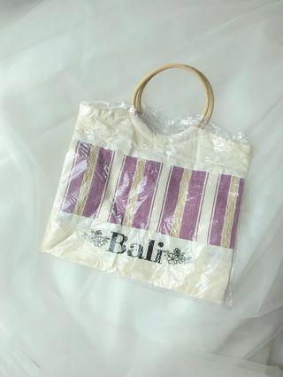 Brand New Bali shopping bag