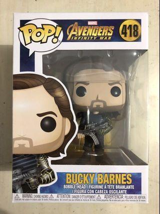 Avengers Infinity War: Bucky Barnes/James Buchanan Barnes