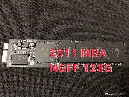 MacBook Air 原廠SSD
