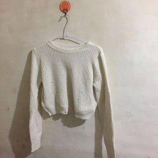 🚚 ⭕️(含運)短版長袖上衣#半價衣服拍賣會