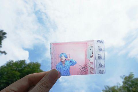 BTS Transparant Card + TTD