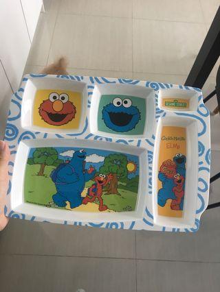 🚚 Elmo Feeding Dish for children kid toddler