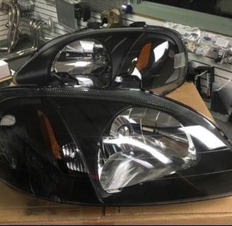 Honda Civic Ek Facelift Head Light
