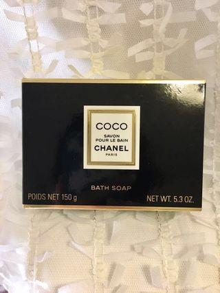 Chanel bath soap CoCo 香水皀150g