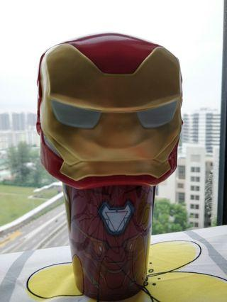 Binb avengers iron man cup last one!