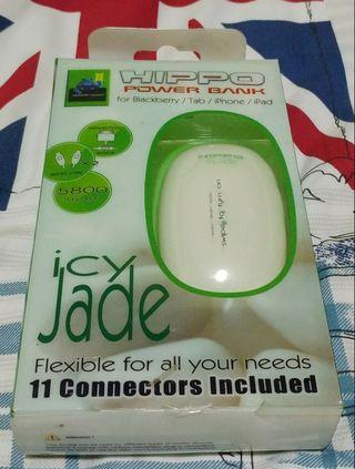 Sale Power Bank Hippo Icy Jade 5600 mAh