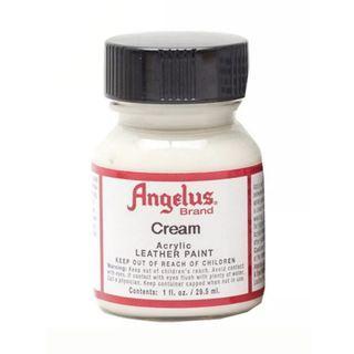 ANGELUS Acrylic Leather Paint 1 oz  - Cream