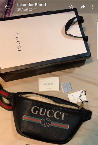 6772bf56fdf Gucci Vintage Waist Bag