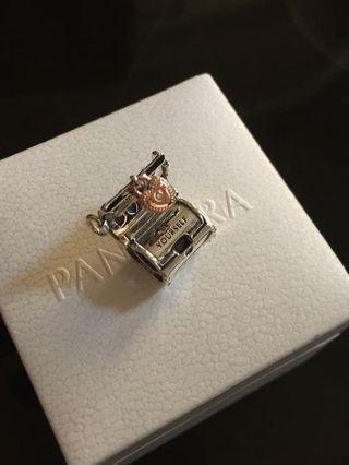 🚚 加拿大代購 現貨在台 正品潘朵拉Pandora 2019 會員俱樂部限定 藏寶箱
