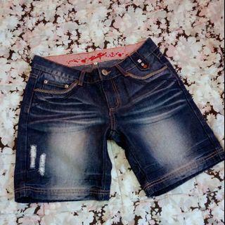 🚚 BearTwo牛仔短褲