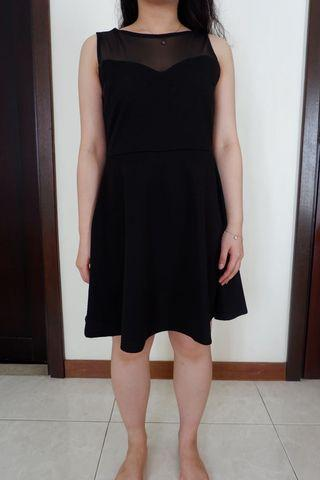 Little Black Dress classic - women dress preloved murah
