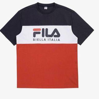 FILA shirt trade
