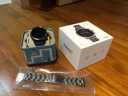 🚚 Fossil smart watch gen3