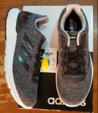 3c44a0440b2aa1 Adidas Cosmic 2 running shoes size 9 US for women or 8 US for men