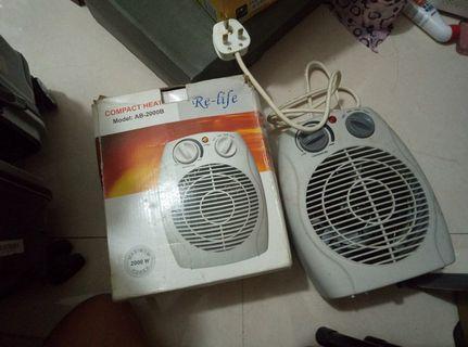 Electric  heater 電暖爐