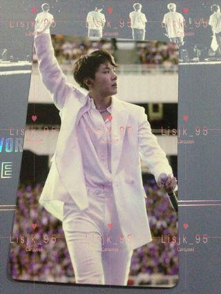 WTS BTS LY DVD PC
