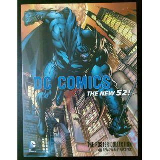 DC Comics The New 52 Poster Collection by Insight Editions