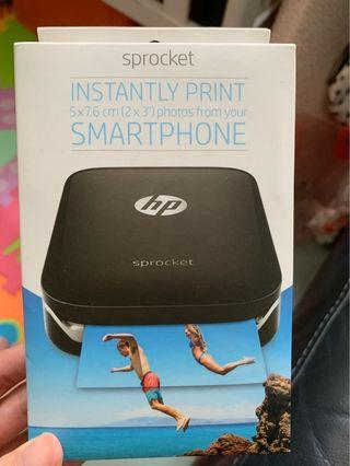 Hp Sprocket 100 手機 照片 打印機
