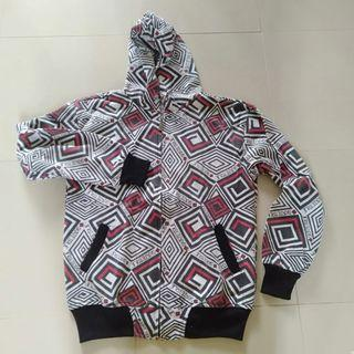 obral jaket hoodie