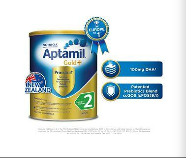 🚚 Aptamil stage 2 900ml