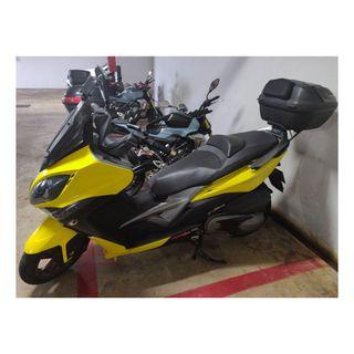 Wts Kymco xciting 400i abs model