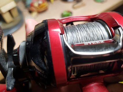 Steez Limited SV 103HL-TN fishing Reel
