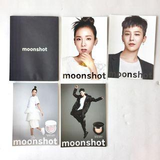 [SET] Moonshot GD Dara Postcards