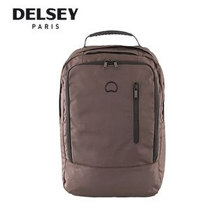 Delsey Maubourg Backpack with Laptop Protection (Brown)