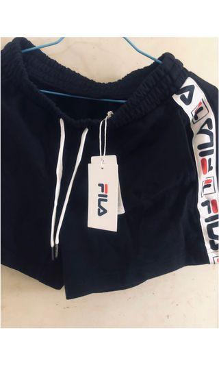 FILA伸縮帶運動短褲(韓國購入)