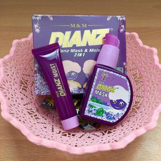 Dianz mask&moist