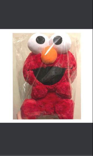 Elmo 大公仔 超可愛