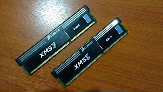 4GB RAM DDR3 - CORSAIR