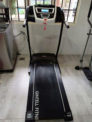 Preloved Gintell treadmill