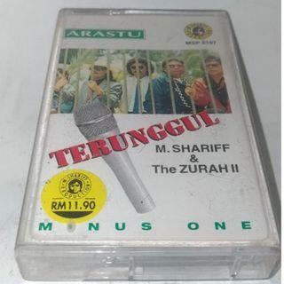 Kaset M,Shariff & Zurah II (Minus One)