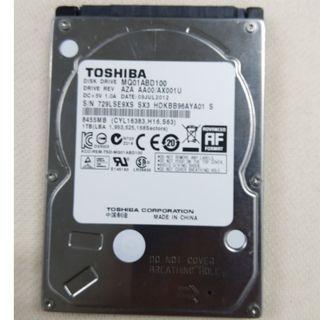 "🚚 2.5 ""  1TB hard disc driver"